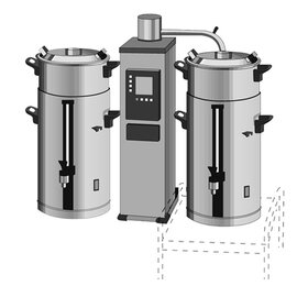 coffee brewer|tea brewer | 400 volts 6180 watts product photo
