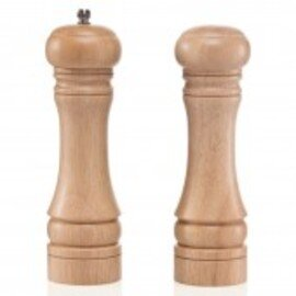 CLEARANCE | pepper mill wood • grinder made of ceramics  H 400 mm product photo