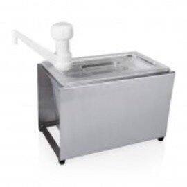sauce dispenser gastronorm 7.8 ltr  L 340 mm  H 210 mm | suitable for GN 1/3 product photo