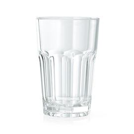 longdrink glass POOL polycarbonate clear 30 cl | reusable product photo