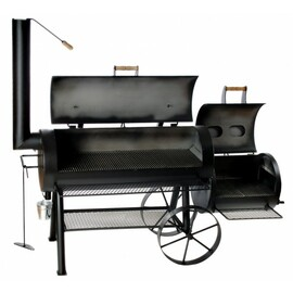 "Barbecue Smoker 20"" Championship Longhorn charcoal  H 1900 mm product photo"