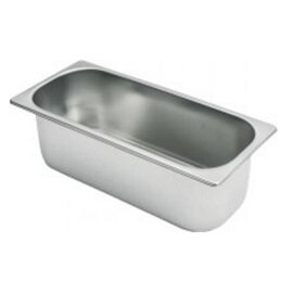 ice container stainless steel 5 ltr 360 mm  x 165 mm  H 120 mm product photo