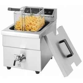 induction fryer | 1 basin 1 basket 8 ltr | 230 volts 3.5 kW product photo