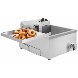 donuts fryer | 1 basin 12 ltr | 230 volts 3 kW product photo