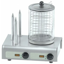 hot dog maker 230 volts 1200 watts spits at the side  H 455 mm product photo