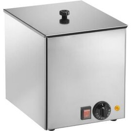 sausage warmer HD 100 electric 230 volts 1000 watts  H 290 mm product photo