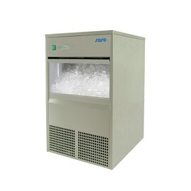 ice cube maker EB 40 | air cooling | 40 kg / 24 hrs | hollow cone product photo
