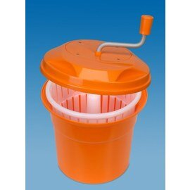 Salad Spinner RENA 121  • plastic orange | 12 ltr  Ø 330 mm product photo