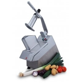 vegetable cutter CARUS 230 volts  H 545 mm | 5 cutting discs product photo