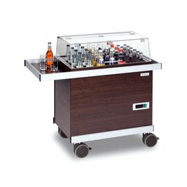 beverage trolley 0195 wenge coloured 230 volts product photo