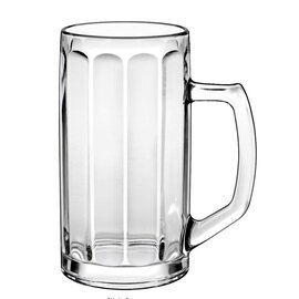 beer mug BREMA OTTICA 27 cl with relief with mark; 0.2 ltr with handle product photo