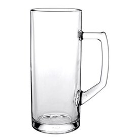 beer mug with mark; 0.25 ltr with handle product photo