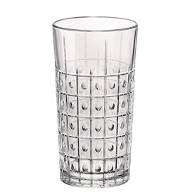 longdrink glass ESTE 29 cl with relief product photo