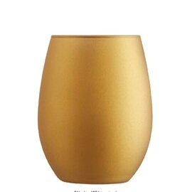 tumbler PRIMARY FH36 Gold 35 cl golden coloured product photo