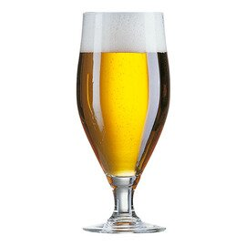beer glass CERVOISE 50 cl with mark; 0.4 ltr product photo