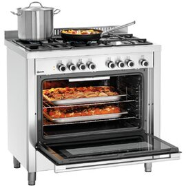 gas stove BGH 600-520 230 volts 11.3 kW | oven product photo