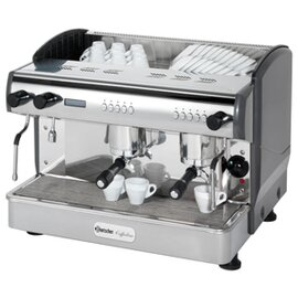 espresso machine G2 | 11.5 l | 230 volts 3300 watts  | brew group with heat exchanger product photo