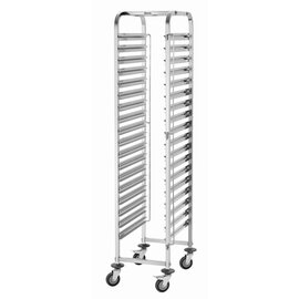shelved trolley 18GN110 GN 1/1  | suitable for 18 GN containers product photo