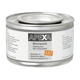 Apexa fuel paste burning period approx. 2.5 hrs 200 g product photo