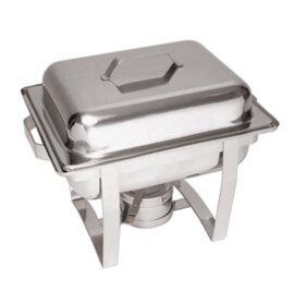 chafing dish GN 1/2 removable lid  L 375 mm  H 390 mm product photo