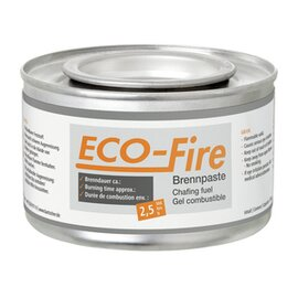 safety fuel paste ECO-Fire burning period approx. 2.5 hrs 200 g product photo