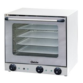 convection oven AT120  • 230 volts  • steam injecti  • grill functon | 4 sheets product photo