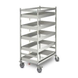 thawing trolley RTW/Z 10-6/1650 AUF-TW | 4 thawing trays| 1 defrost water pan product photo