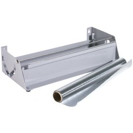unrolling horizontal  | for wall mounting  | suitable for 1 roll 300 mm product photo