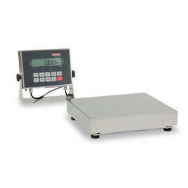 tabletop scale 7391 digital weighing range 3 kg | 6 kg subdivision 1 g | 2 g product photo