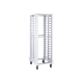 shelved trolley gastronorm  | suitable for 7 - 28 trays product photo