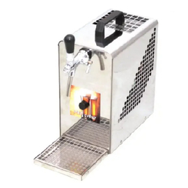 dry cooling device beer case with tap 1 pipe | hourly output 25 ltr product photo