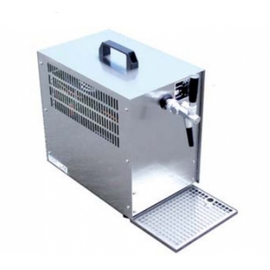 dry cooling device beer case with tap 1 pipe | hourly output 60 ltr product photo
