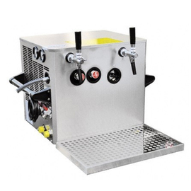 dispensing system with taps 2 pipe NW 7 mm | hourly output 130 ltr product photo