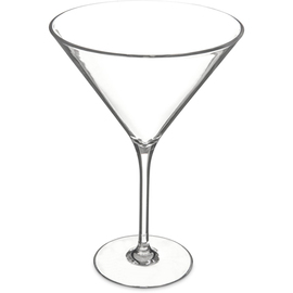 Martini glass polycarbonate 27 cl product photo