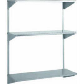 CNS wall rack 1 shelf  L 1600 mm  B 400 mm product photo
