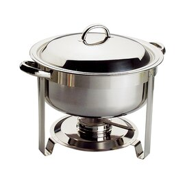 chafing dish CHEF removable lid 7.5 ltr  Ø 300 mm  H 260 mm product photo