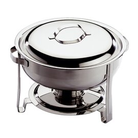 chafing dish ECONOMIC removable lid 3.5 ltr  Ø 340 mm  H 240 mm product photo