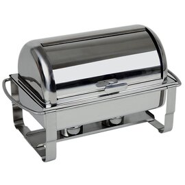 chafing dish CATERER roll top chafing dish 9 ltr  L 670 mm  H 450 mm product photo