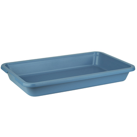 container GN 1/1 aluminium blue suitable for induction product photo