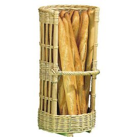 bread basket wicker  Ø 350 mm  H 800 mm product photo