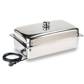 chafing dish GN 1/1 MODULO removable lid 230 volts 700 watts  L 545 mm  H 250 mm product photo