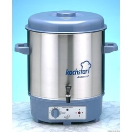 mulled wine pot|preserving automat WarmMaster EA grey | 27 ltr | 230 volts 1800 watts product photo