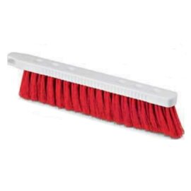 flour brush  | bristles made of polyester  | red  L 300 mm product photo