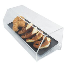 counter display stand plastic  | 635 mm  x 260 mm  H 210 mm product photo