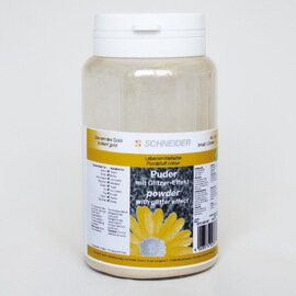 food colour powder golden | glitter effect | 25 g product photo