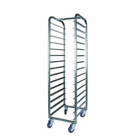 tray trolley baker's standard  | suitable for 15 trays | 6 allen screws|allen key product photo
