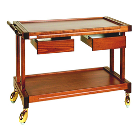 serving trolley  | 2 shelves  L 1050 mm  B 500 mm  H 825 mm product photo