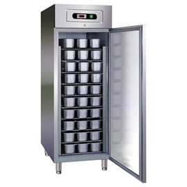 B-Stock | ice cream freezer GE800BT 852 ltr | convection cooling | door swing on the right product photo