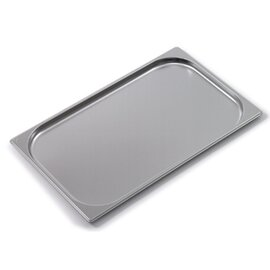 baking sheet GN 1/1 GN 1/1 stainless steel reinforced rim  H 20 mm product photo