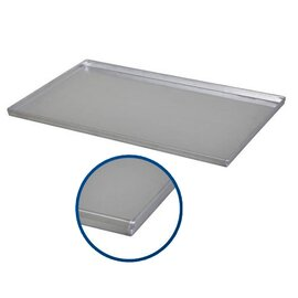 baking sheet GN 1/1 aluminum 1.5 mm  H 20 mm product photo  L